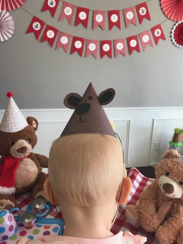Teddy Bears Picnic Decorations