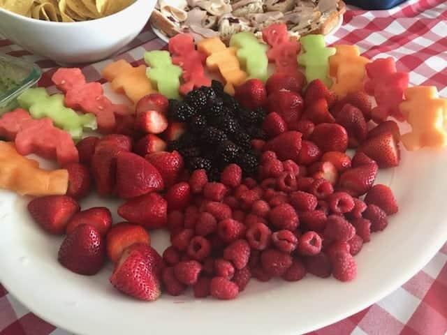 Teddy Bear Shaped Fruit