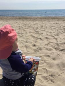 Beach - Places to take your 1 year old