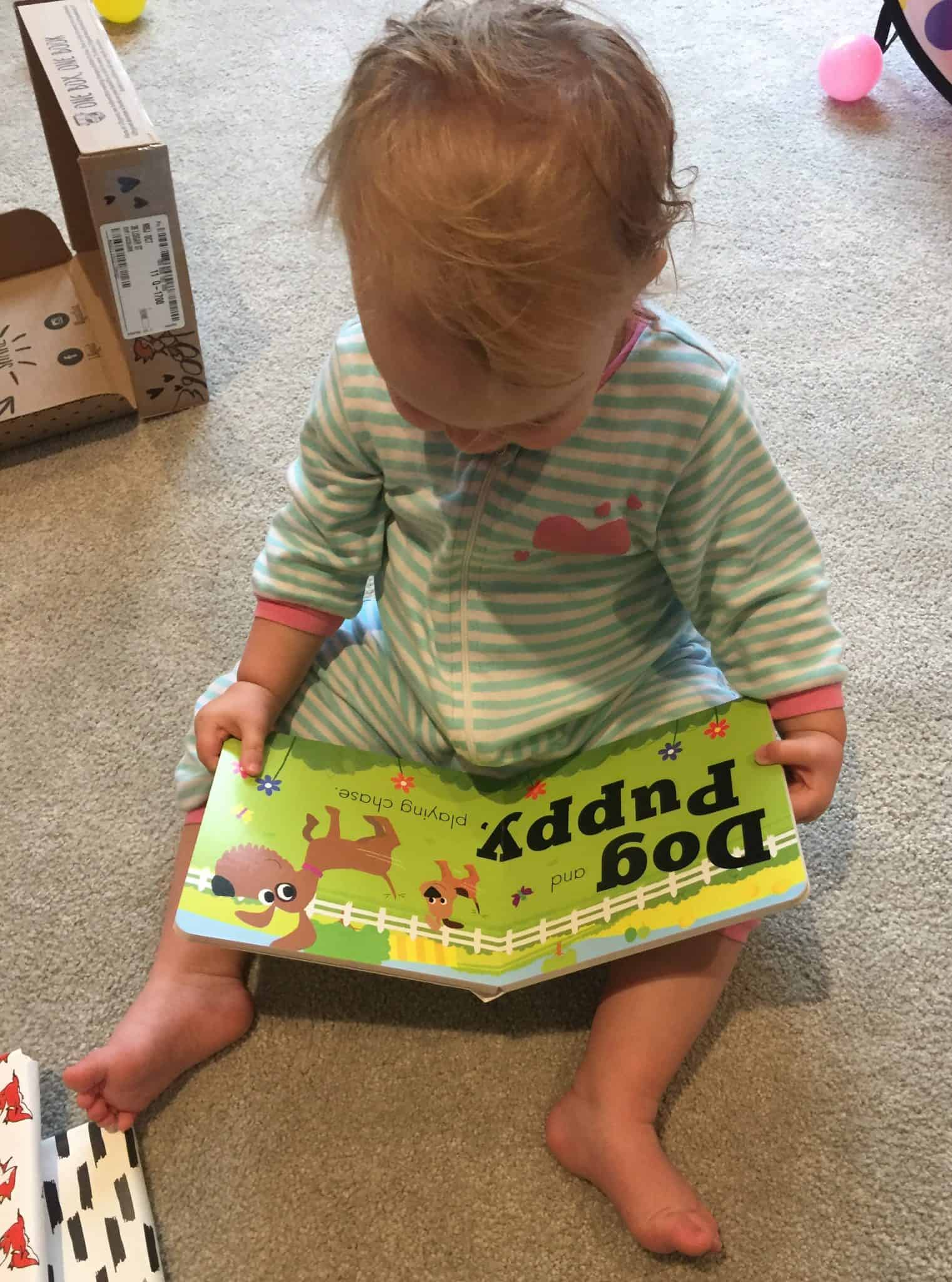 Lillypost Review - First Month Books 2