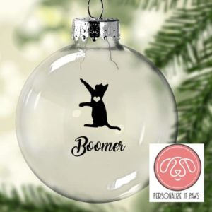 Christmas Pet ornament