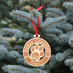 Pet Christmas Ornament