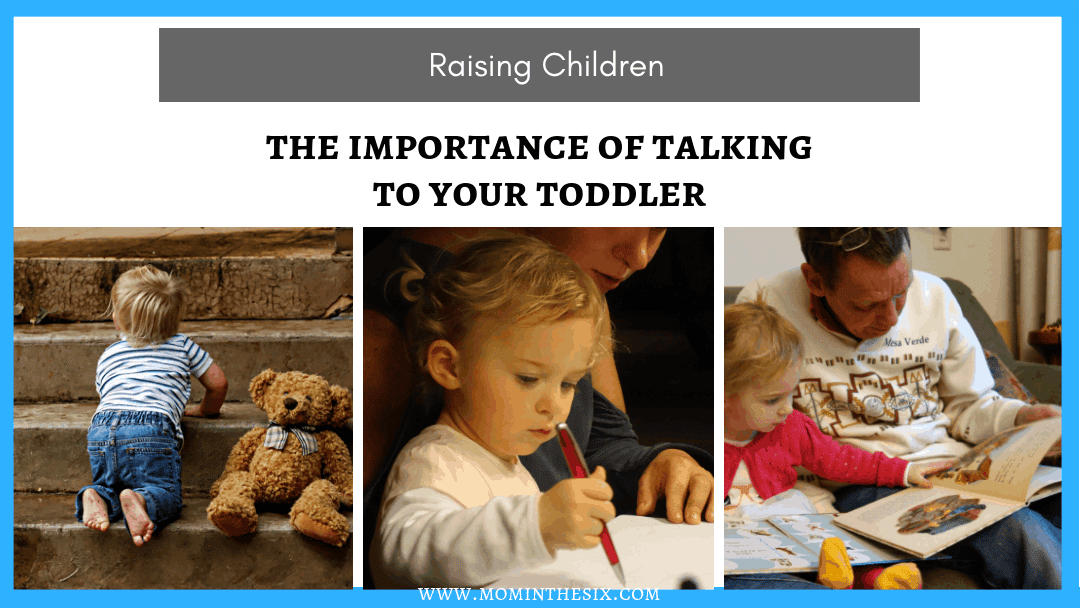 Have A Conversation With Your Toddler To Boost Their IQ