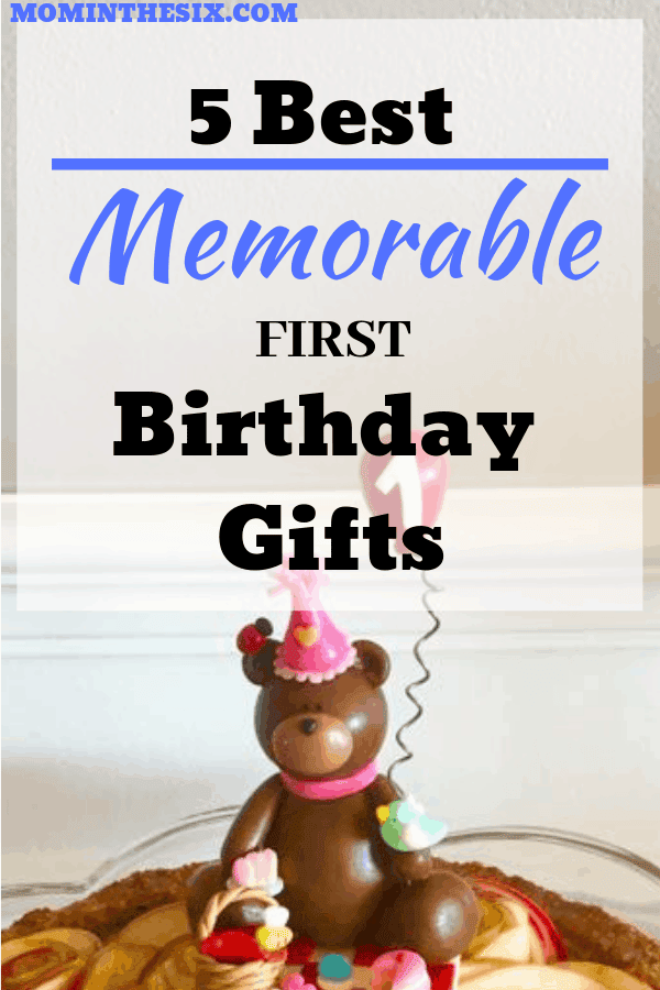 Toy and Gift Ideas for 1 Year Old Boys  sc 1 st  Mom in the Six & 5 Sentimental First Birthday Gifts from Parents and Loved Ones
