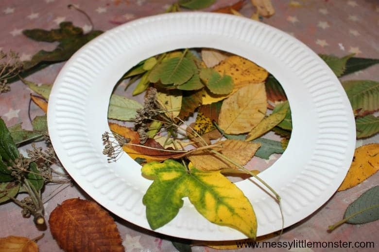 Leaf Suncatcher Craft - Easy Autumn Crafts for Kids