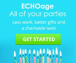Donate Your Birthday to the Charity of Your Choice