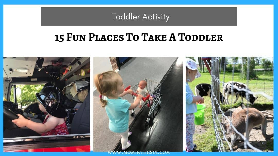 15 Fun Places To Take Toddlers – That Will Blow Their Minds!