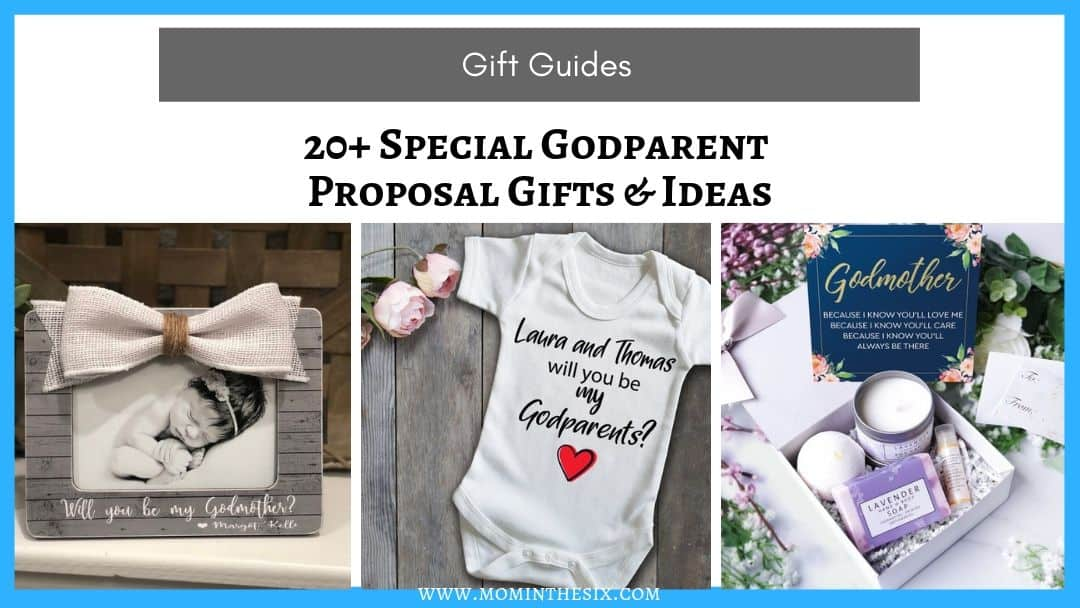 20 Special Godparent Proposal Ideas & Gifts