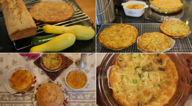 Farm Fresh Zucchini and Squash Recipes