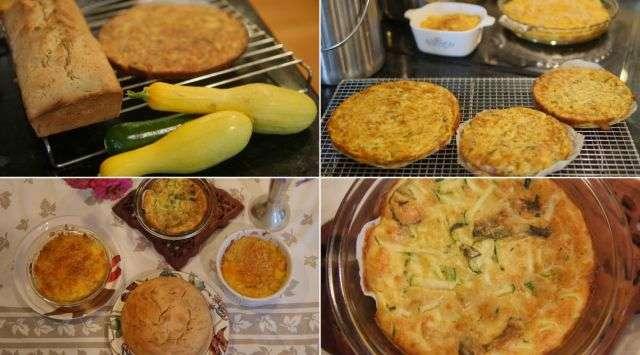 Farm Fresh Zucchini and Squash Recipes