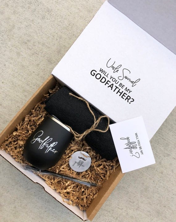 Godfather Gift Set