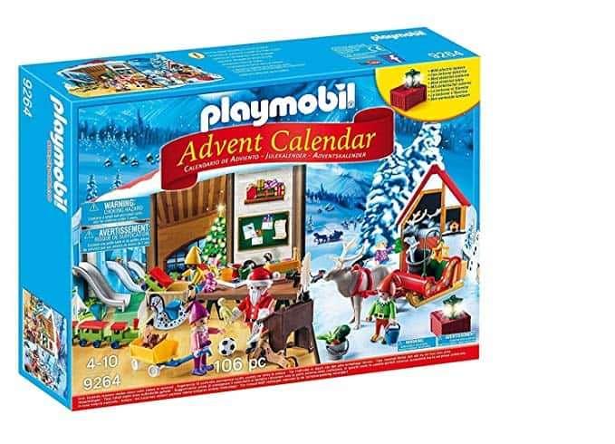 PLAYMOBIL Advent Calendar - Santa's Workshop