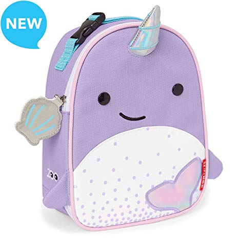 Skip Hop Zoo Kids Insulated Lunch Box