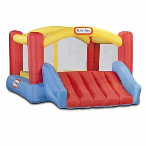 Little Tikes Inflatable Jump 'n Slide Bounce House