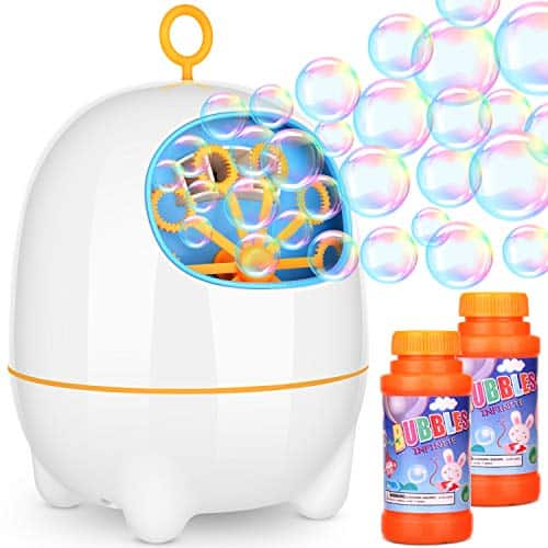 Rechargeable Bubble Machine