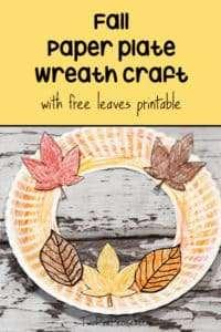 Preschooler Thanksgiving Craft