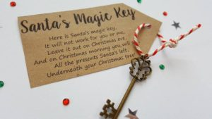 santas key christmas traditions for toddlers