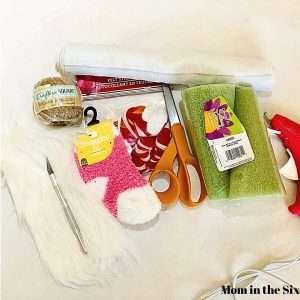 valentine gnome supplies