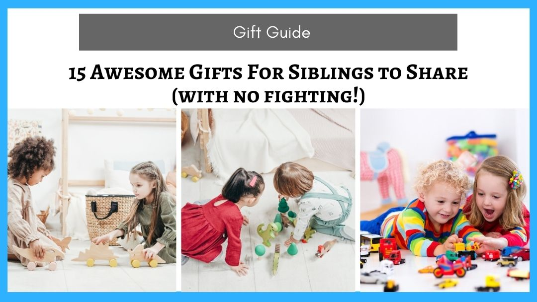 Christmas Gifts for Siblings to Share