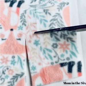 fleece fabric minky