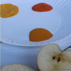 paint for apple stamping