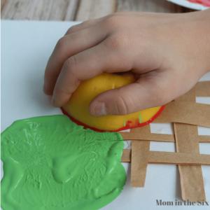step 5 apple crafts for preschoolers